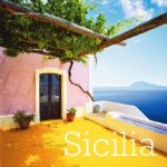 Sicilia L'Isola The Islanda Bilingual Italiano-Inglese